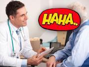Starac kod doktora