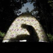 Šator za dvoje, samo jednom upotrebljen