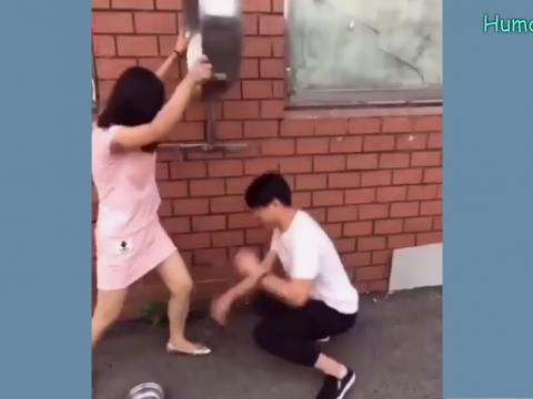 Smiješni video mladih Kineza - 1
