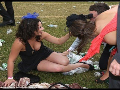 Pijane žene bez kontrole
